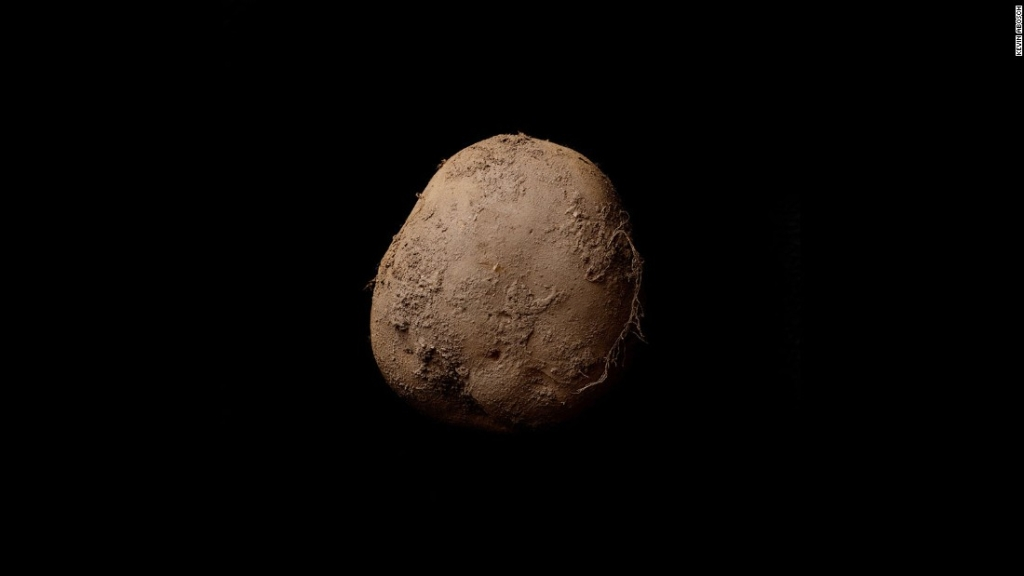 This Photo of a Potato Sold for More than $1 Million
