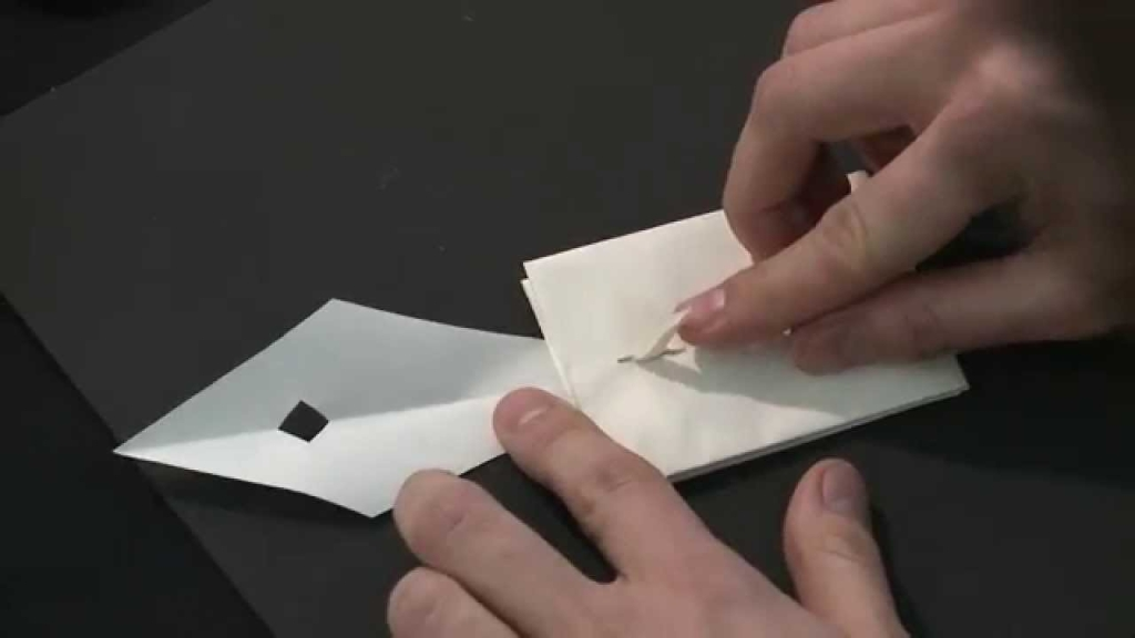 #TBT: The Art of Letterlocking to Keep Notes Safe