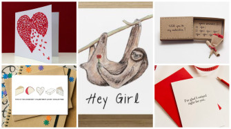 Gift Guide: 10 Awesome Valentine's Day Cards for Adults