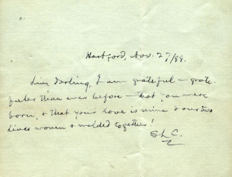 #TBT: 5 Favorite Old-School Love Letters from Famous People