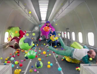 'Ok Go' Shoots Insane Music Video in Zero Gravity, With No Wires or Green Screen