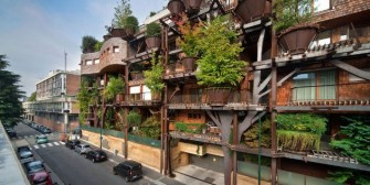 This Treehouse Apartment Building Will Make You Want to Move to Italy