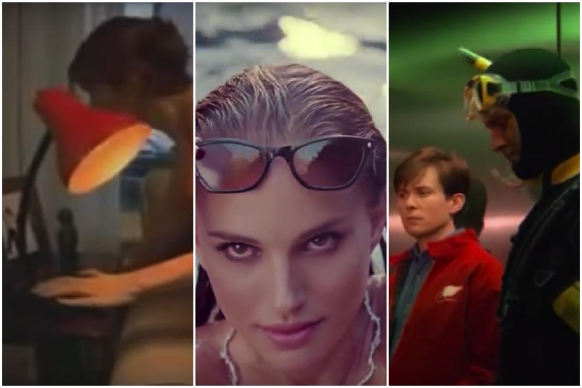 famous director commercials