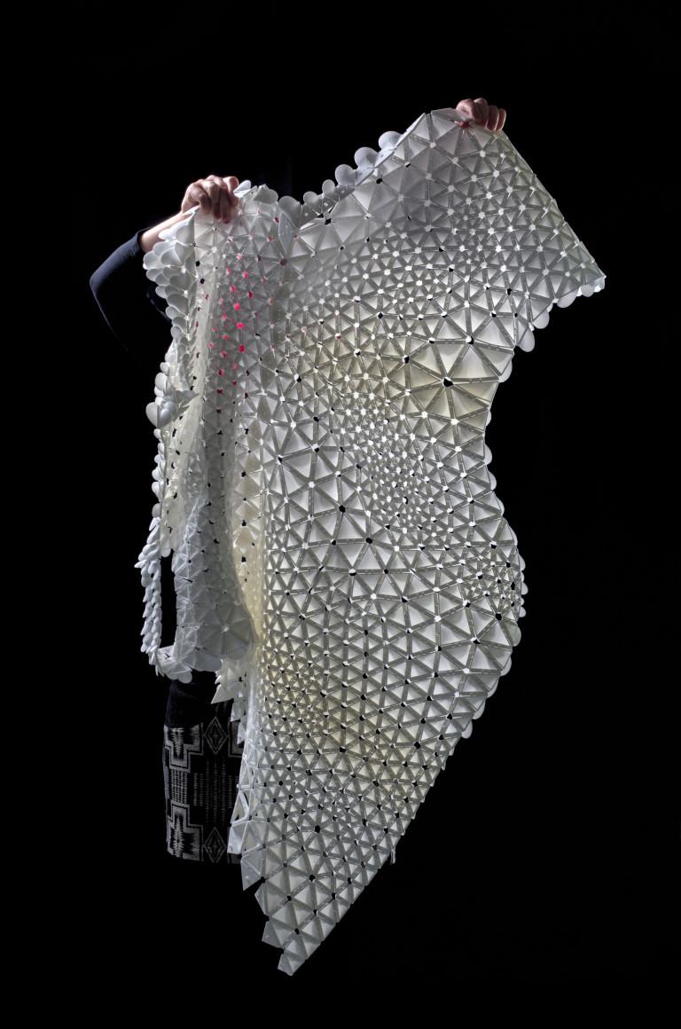 Nervous System Petal Dress 4