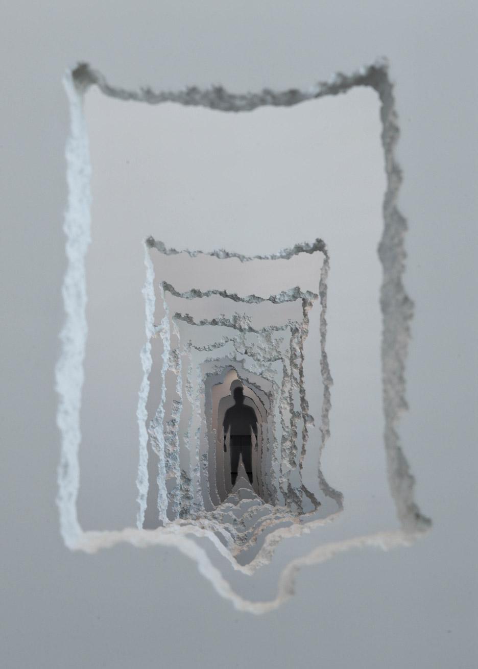 Daniel Arsham sculptural 8