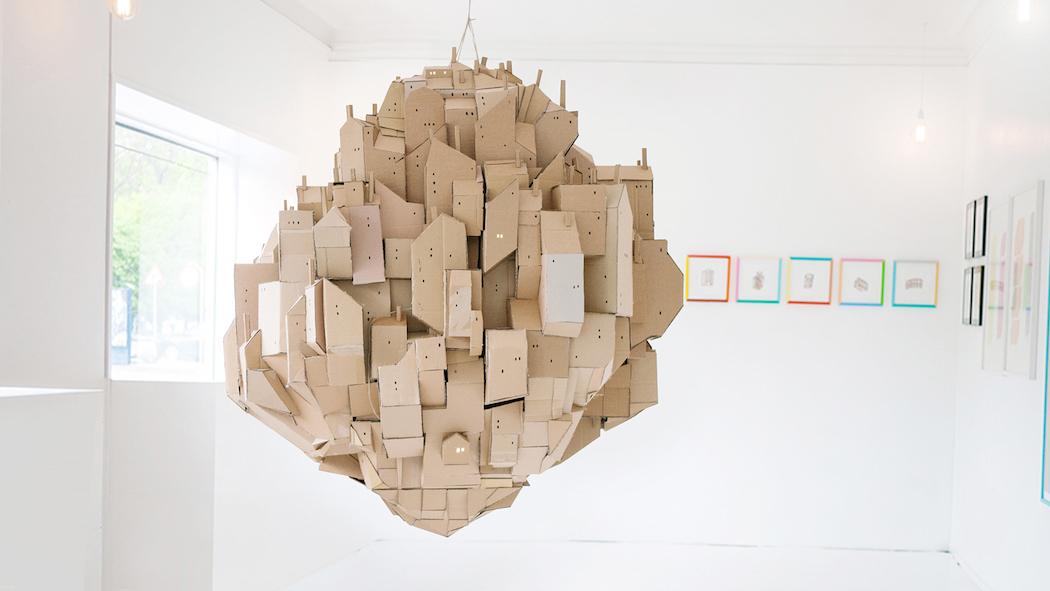 nina lindgren floating city cardboard 2