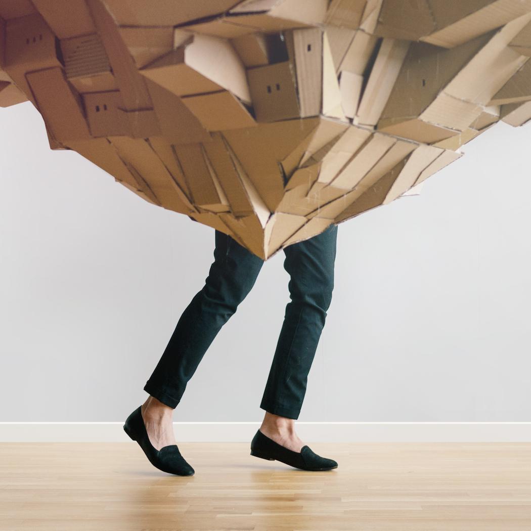 nina lindgren floating city cardboard 4