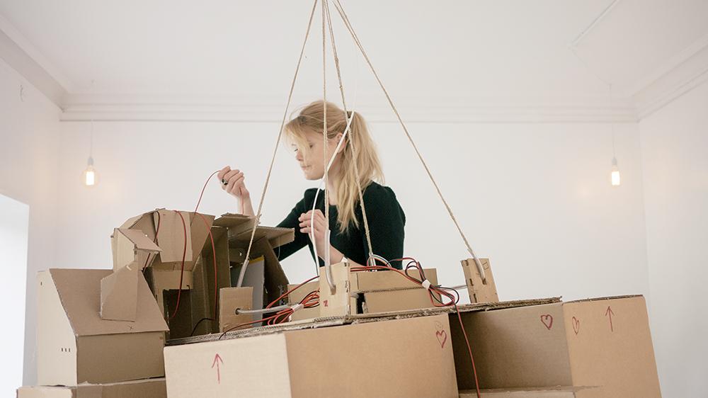 nina lindgren floating city cardboard 7