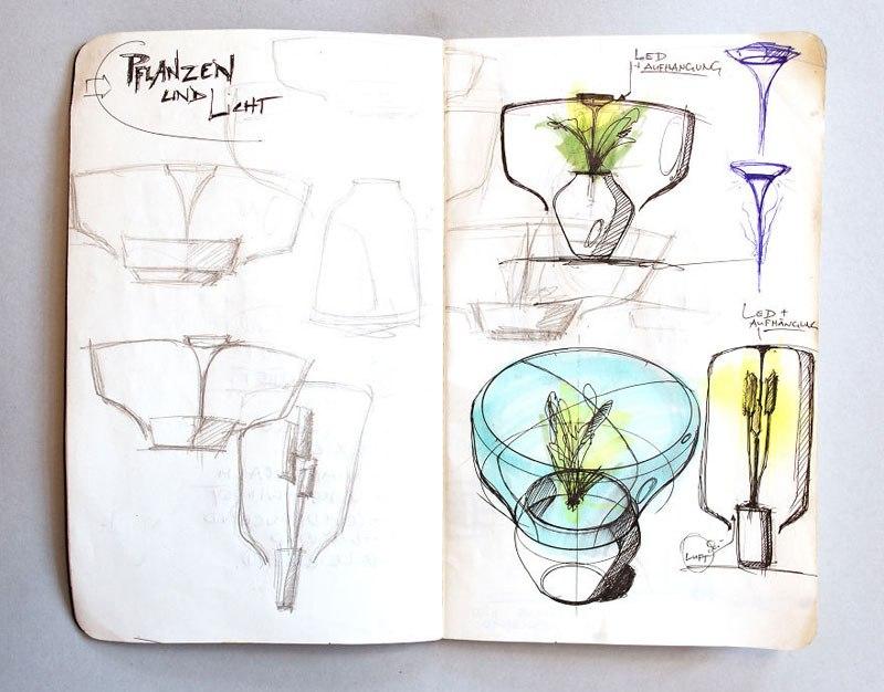 Plant Lamp 3