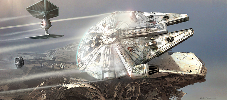 ILM Force Awakens Concept Art 2