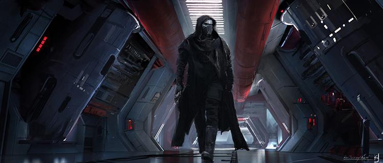 ILM Force Awakens Concept Art 7