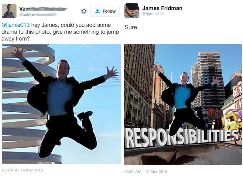 James Fridman 4