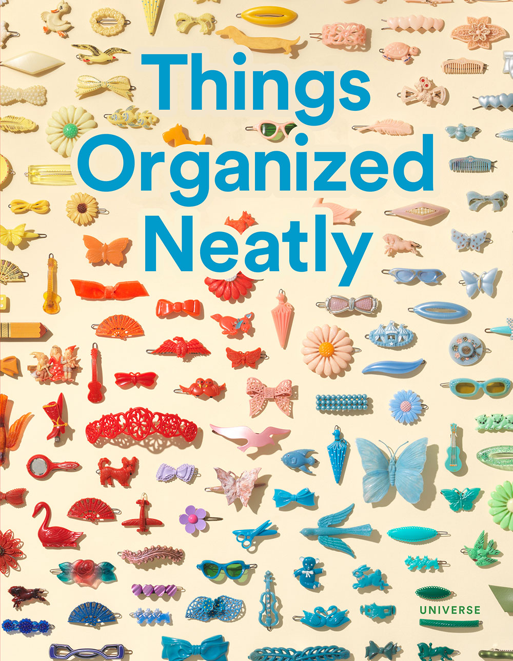 Things Organized Neatly cover