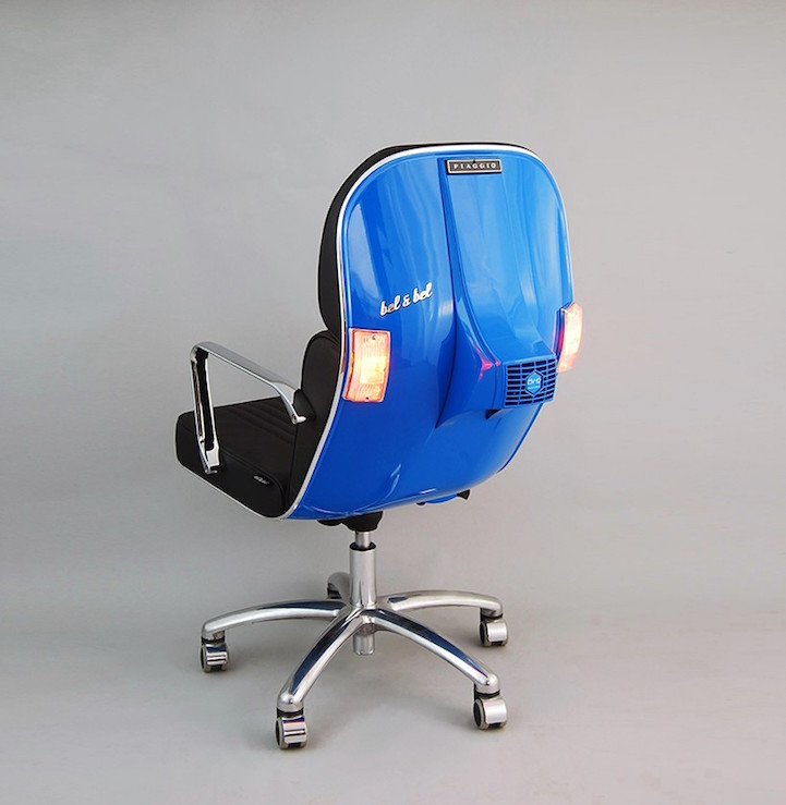 Vespa Chairs 3