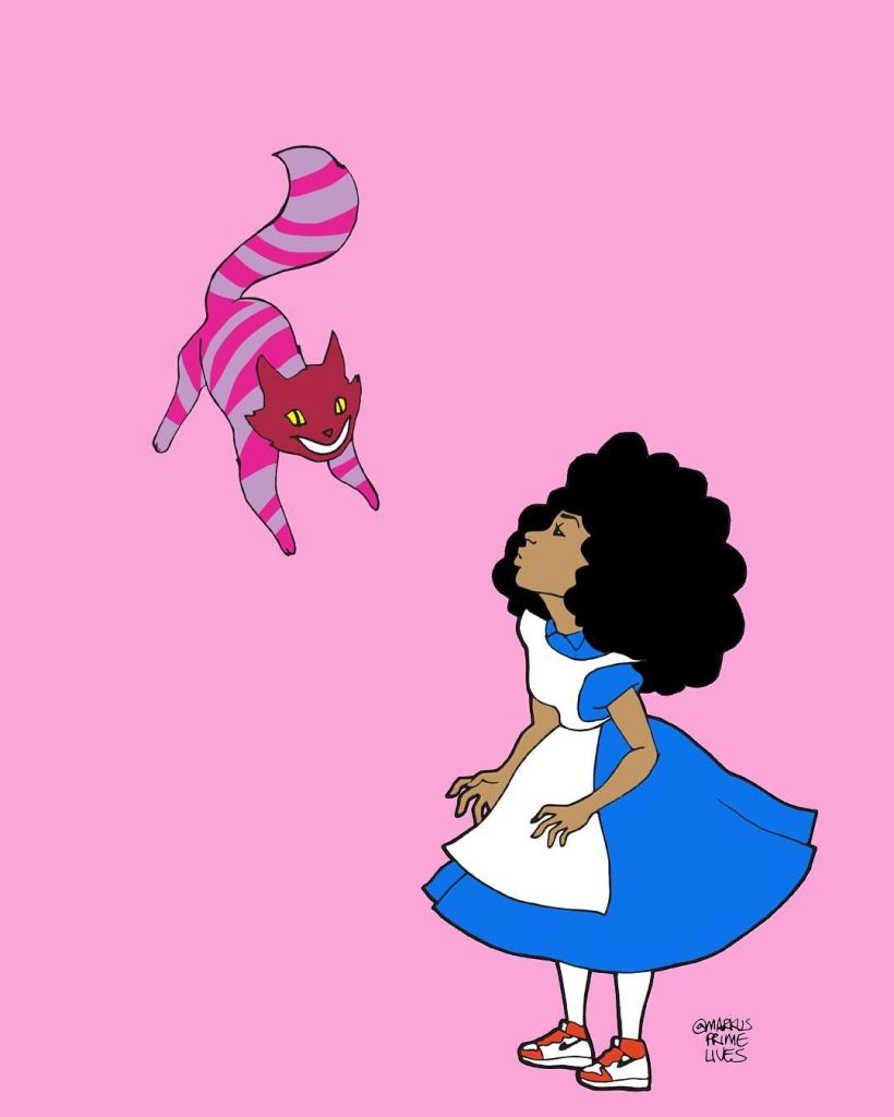 B.R.U.H. Alice in Wonderland