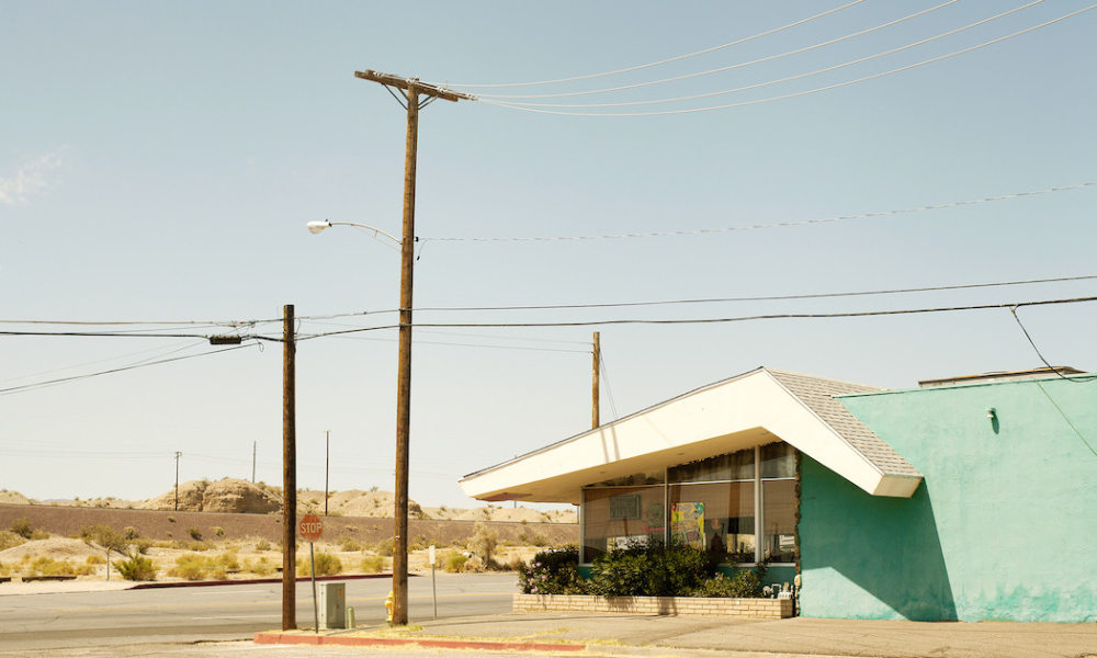 Desert Diner Americana Series