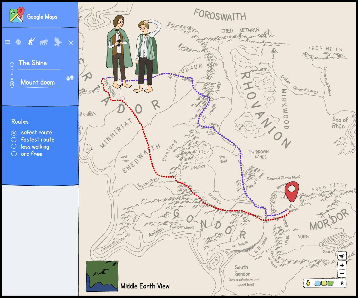 frodo-google-maps