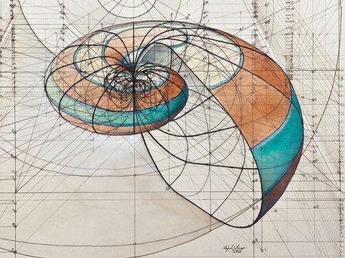 Mathematical Coloring Book, by Rafael Araujo