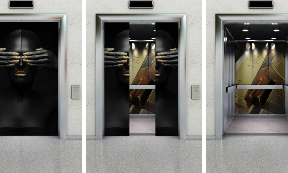 Gold Elevators