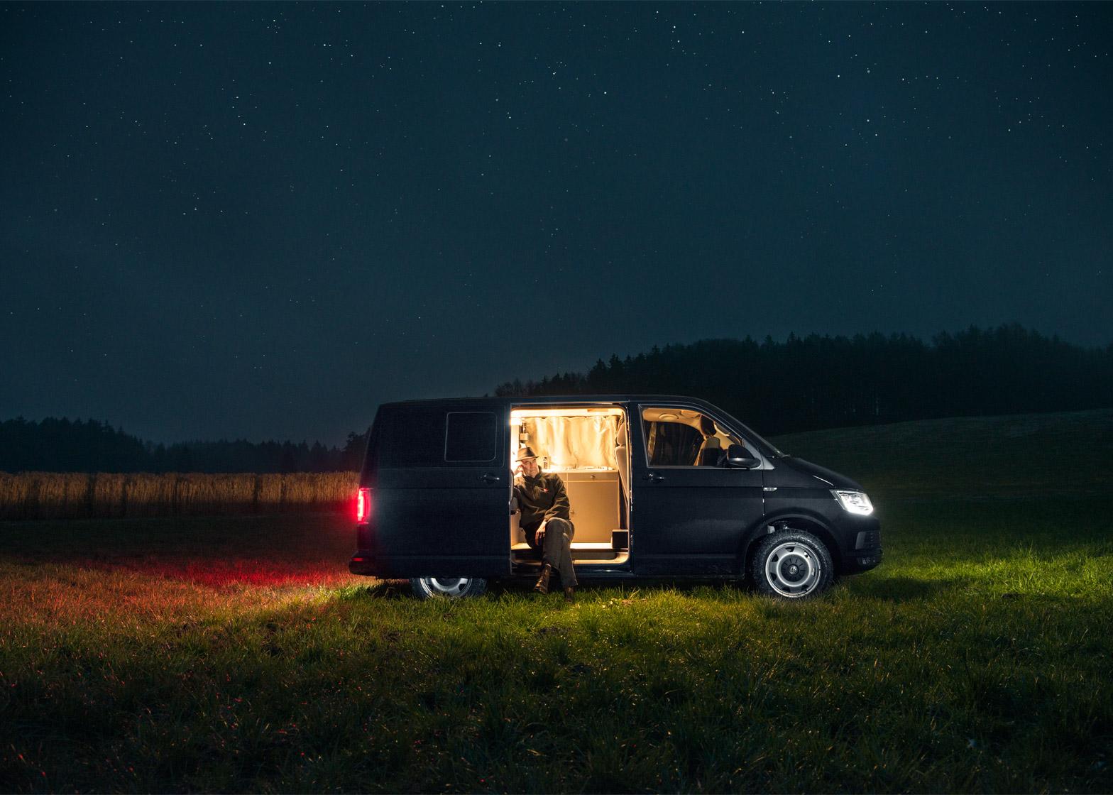 Nils Holger Moormann minimalist camper van 10