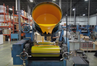 """How Ink is Made,"" by The Printing Ink Company"