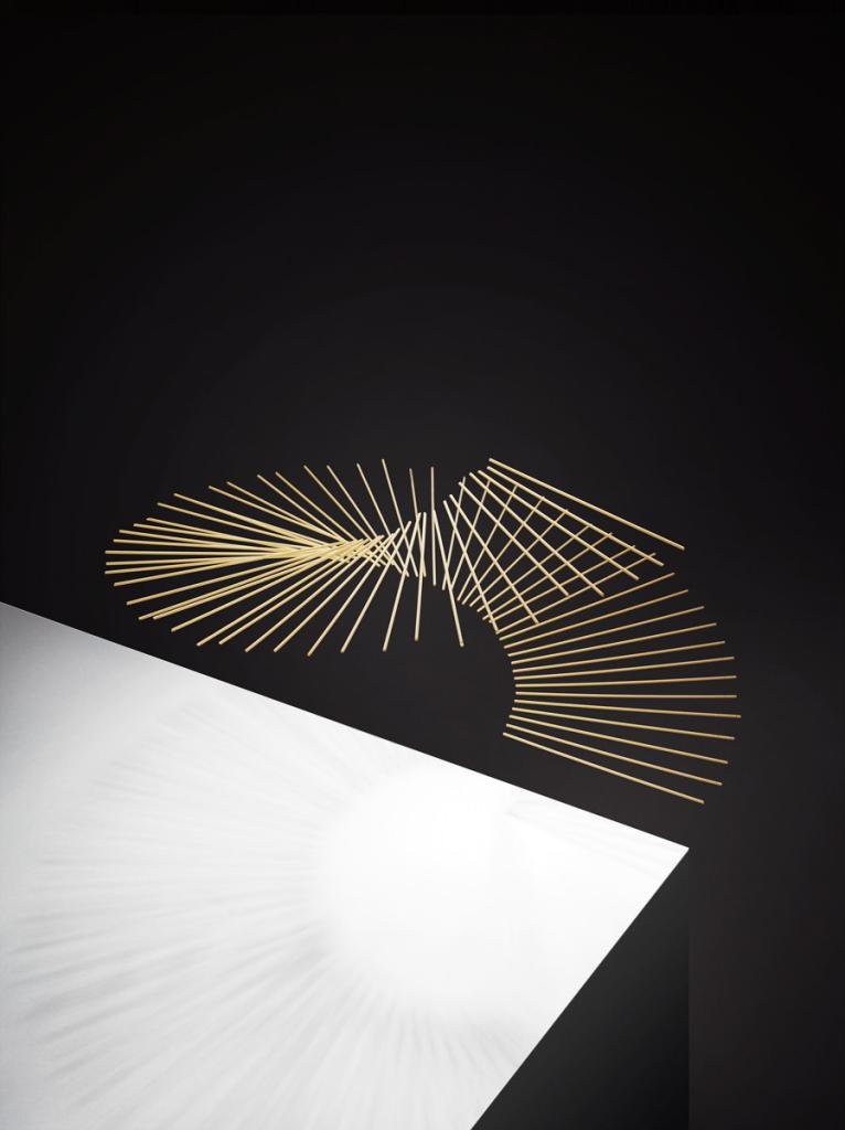 math spaghetti art