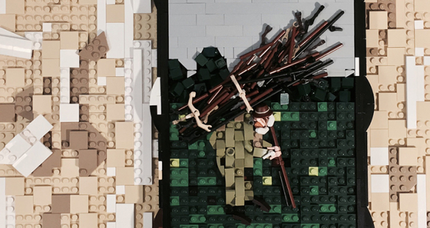 LEGOs Album Cover