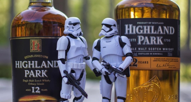 Scotch-Loving Stormtroopers