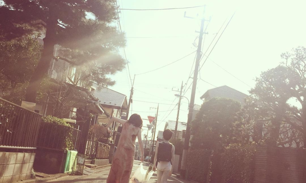Ju-On Instagram of Fun Horror Love