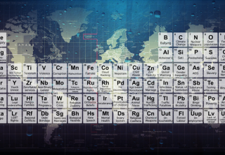 Periodic Table of Global Issues, by Kaanchi Chopra