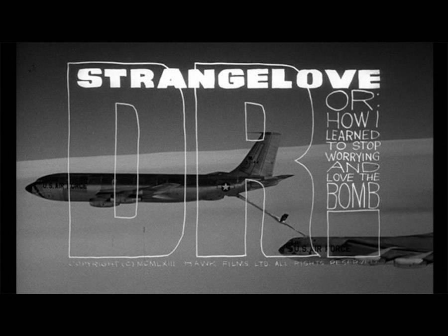 movie title design dr strangelove