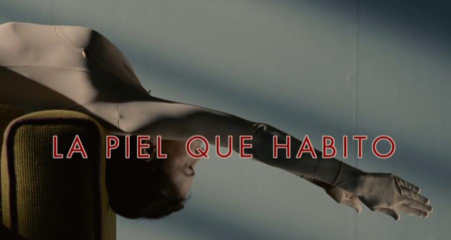 movie title design la piel que habito