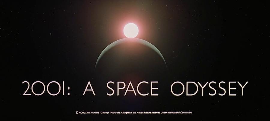 movie title design 2001