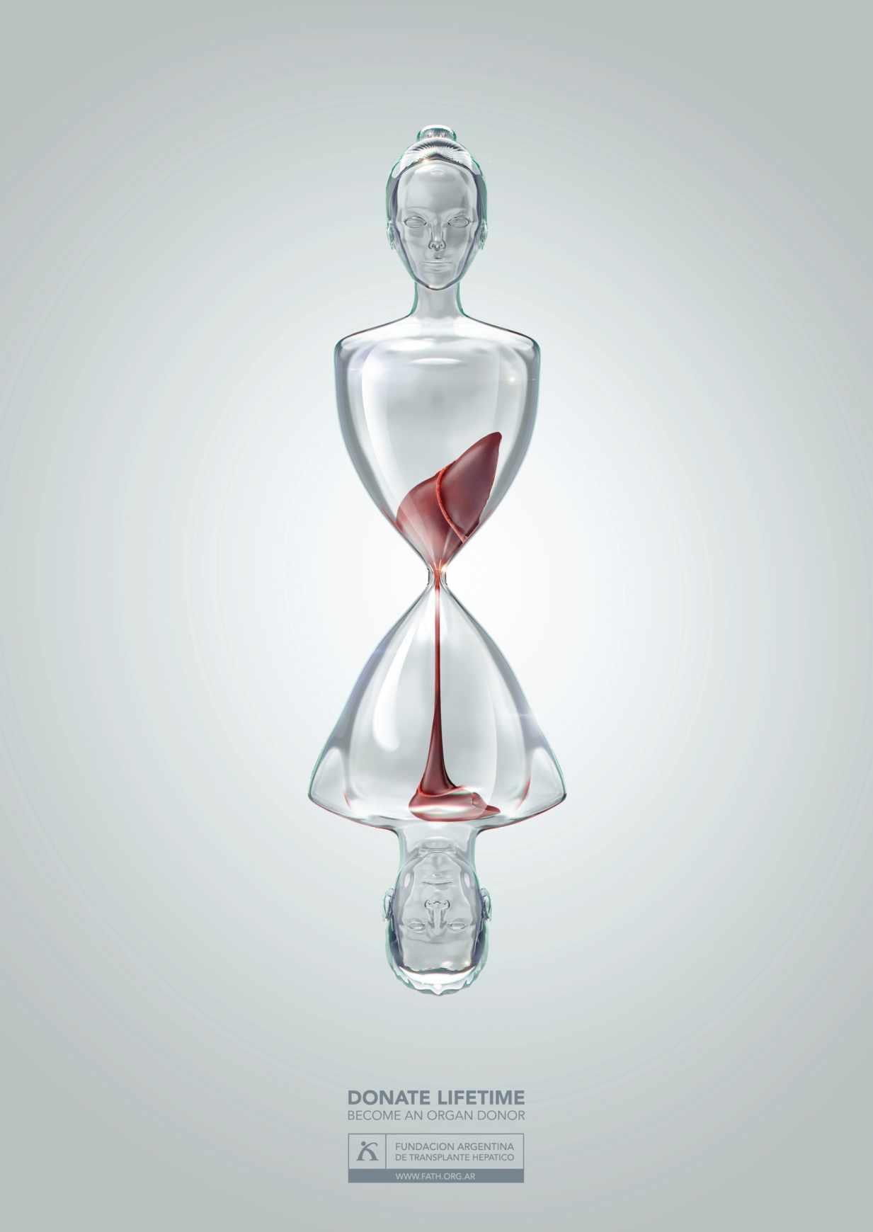Organ Donor Ad, by DDB Argentina