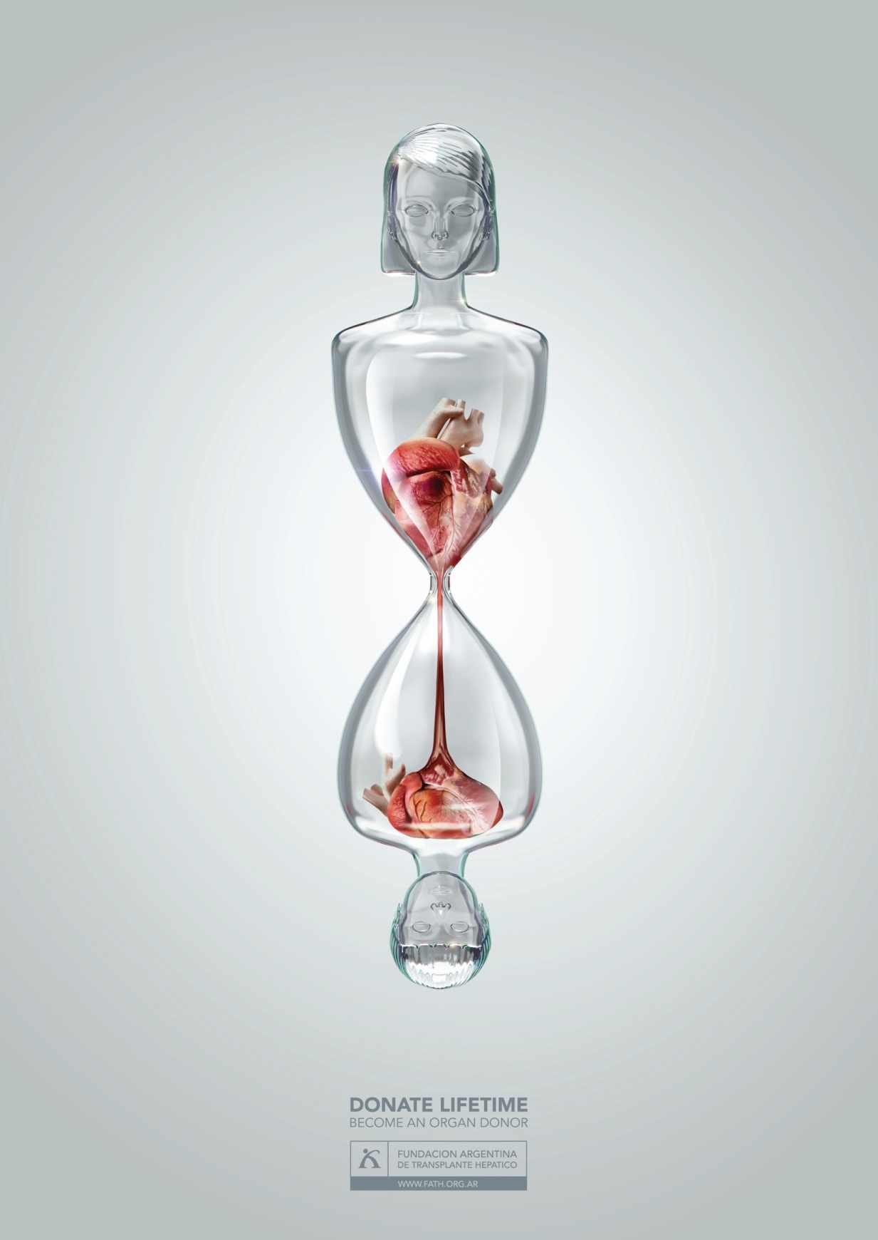 Organ Donor Ad, by DDB (Argentina)