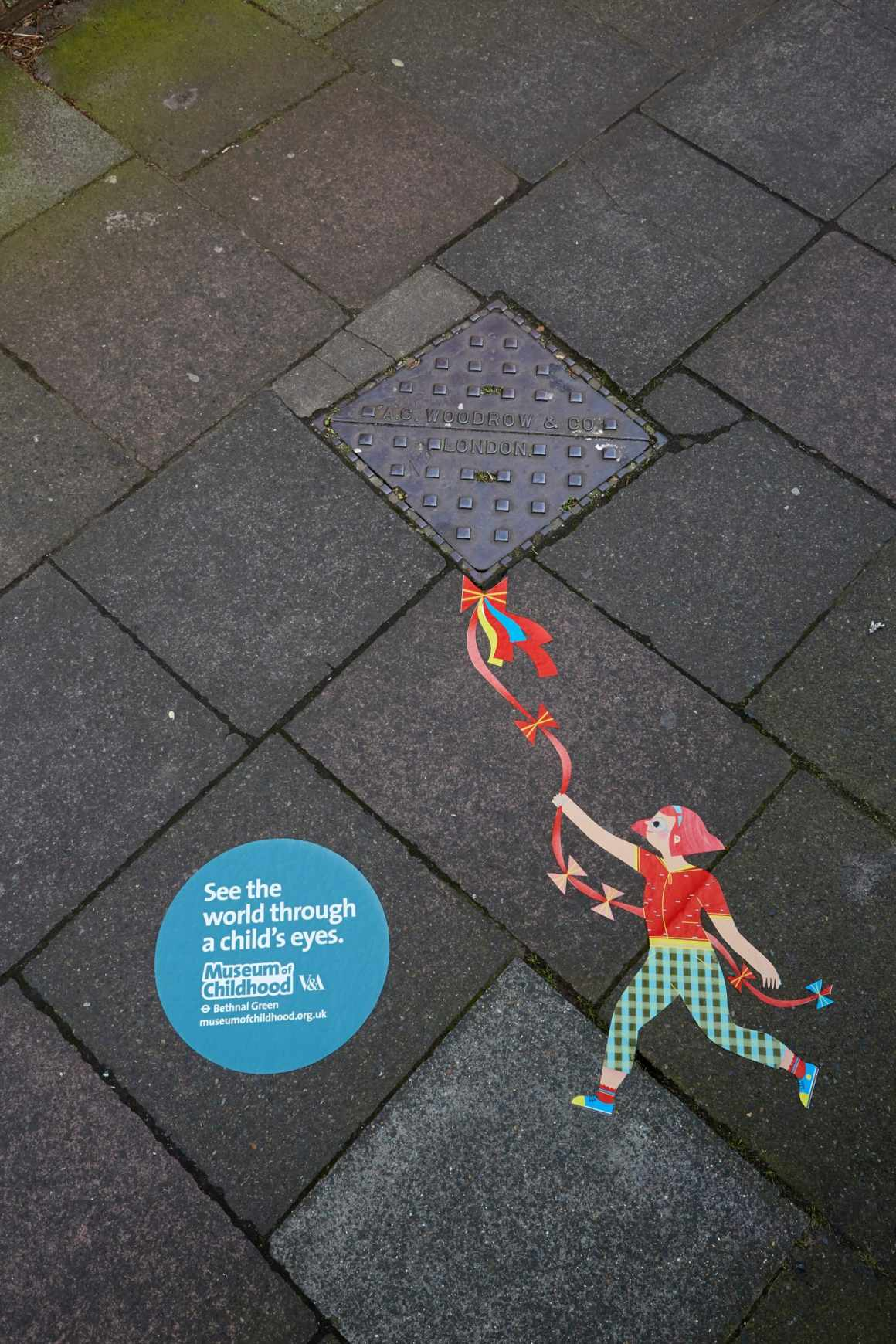 Imaginary Friends, by BBDO for V&A Museum of Childhood