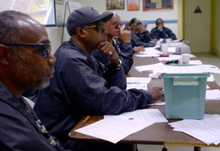 """""""License to Operate"""" (documentary about former gangsters helping their communities), by L.A. agency Omelet"""