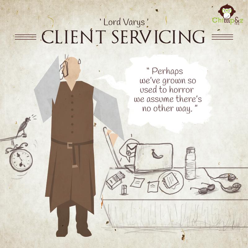 Lord Varys Agency