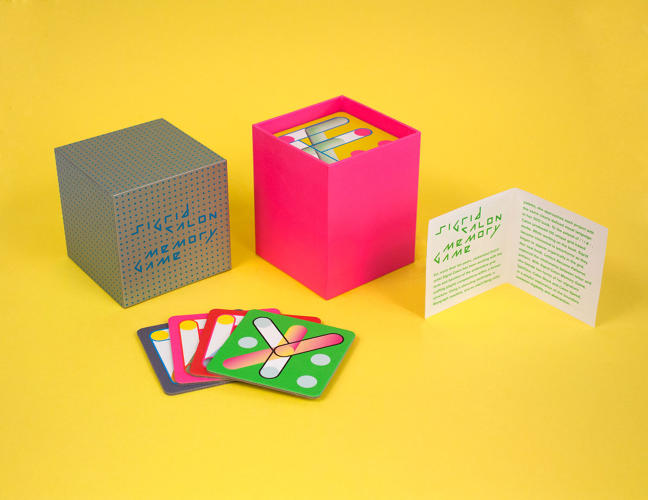 Designer Card Game