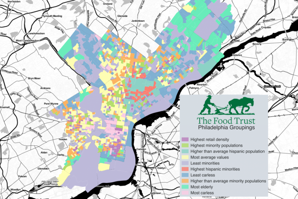 The Food Trust Data Visualization