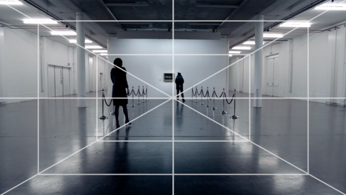 Sherlock Symmetric Design Cinematography