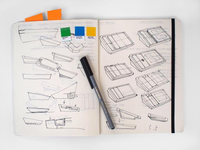 Designer's Notebooks: Jon Marshall
