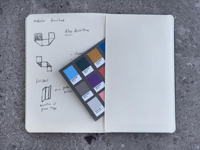 Designer's Notebooks: Nathan Warkentin