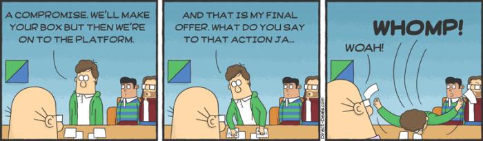 Mashup: Silicon Valley & Dilbert