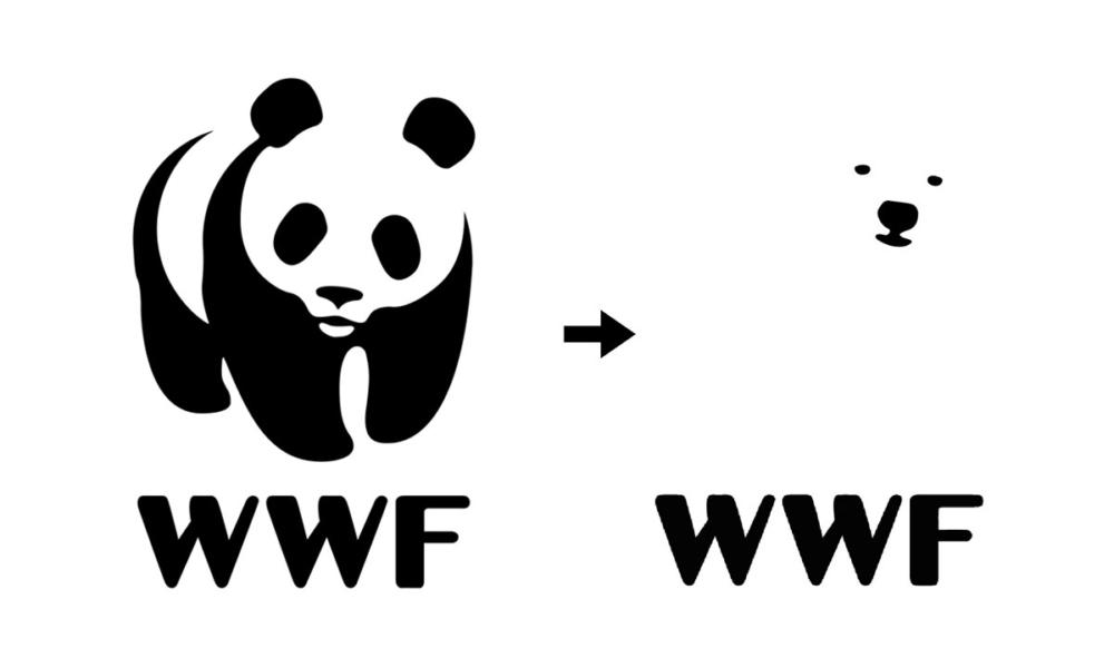 WWF Logo change